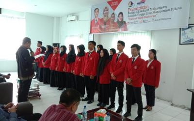 Apa itu BEM dan Momen Pelantikan BEM STIM SUKMA Medan
